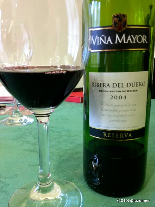 Viña Mayor Reserva 2004