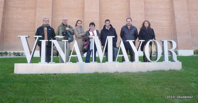 Grupo Visita Viña Mayor