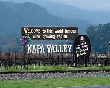 Napa Valley, el valle más guapo de California