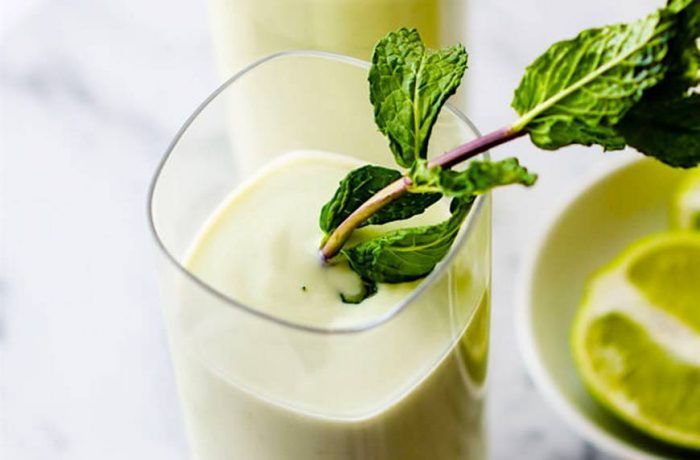 avocado mocktail
