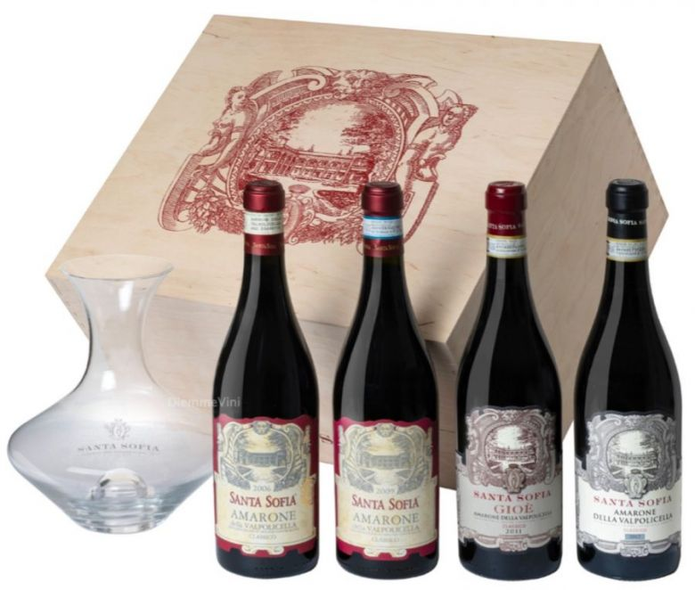 Botellas de Amarone