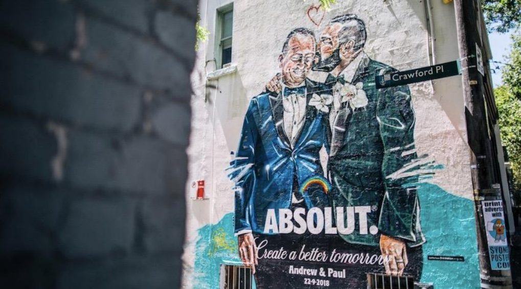 Absolut Gay Marriage
